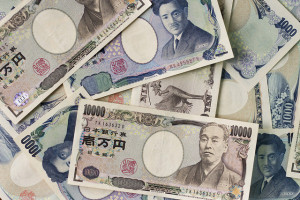 (C)Photo by Japanexperterna.se/Japanese Yen Bills